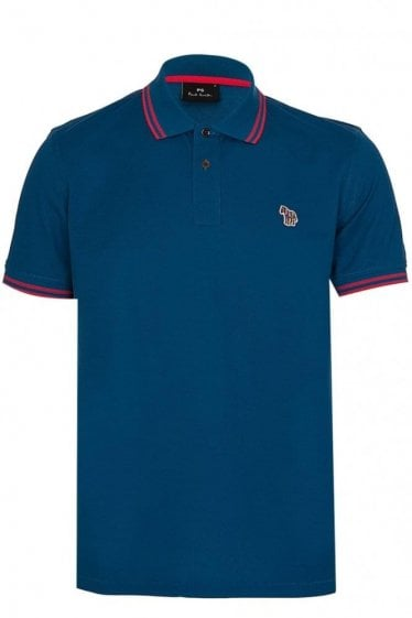 Paul Smith PS Polo Blue