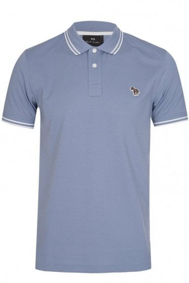 Paul Smith PS Polo Sky Blue