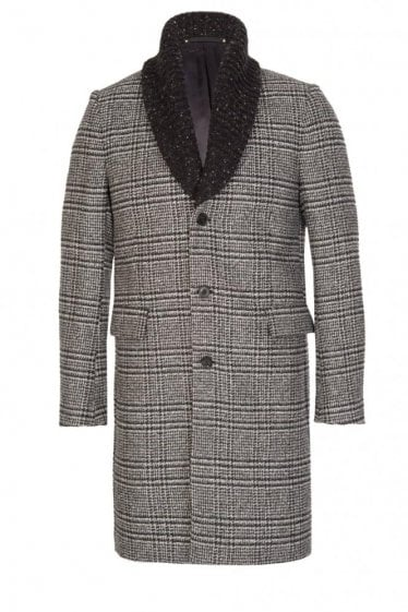 Paul Smith Shawl Collar Coat