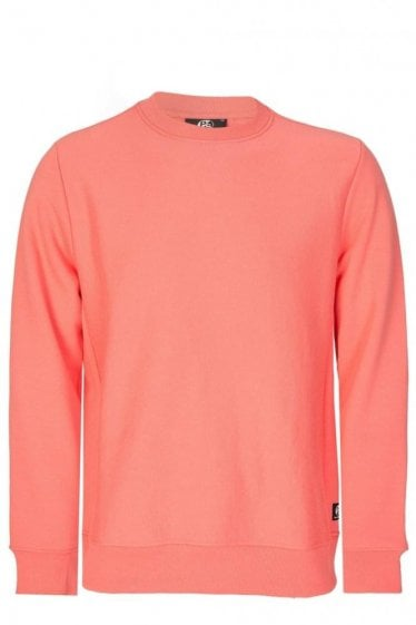 Paul Smith Side Panel Cotton Sweatshirt Pink