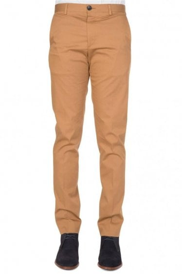 Paul Smith Slim Fit Stretch Chinos Stone