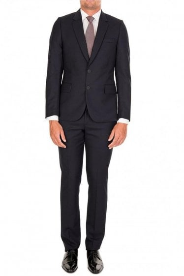 Paul Smith Slim-Fit Suit Navy