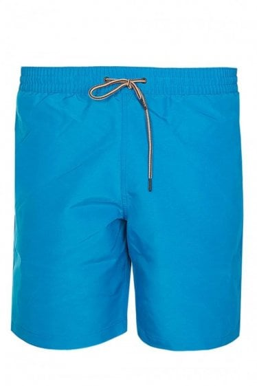 Paul Smith Swim Shorts Blue