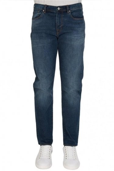 Paul Smith Tapered Denim Jeans Blue