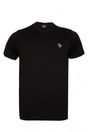 Paul Smith Zebra Slim Fit T-Shirt Black