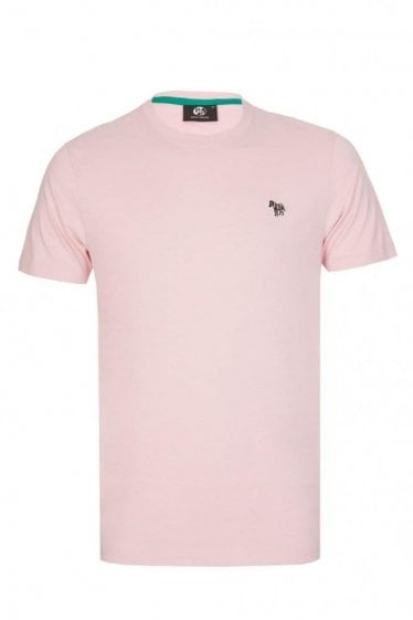Paul Smith Zebra Slim Fit T-Shirt Pink