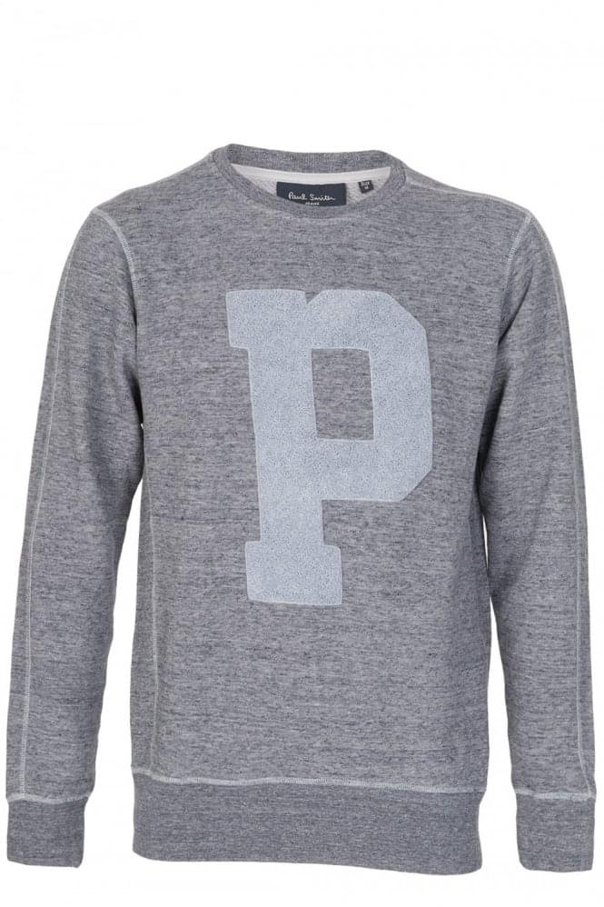 PAUL SMITH PAULS 'P' SWEAT