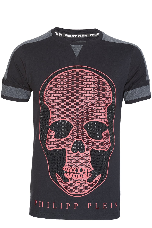8c6a710c3b Philipp Plein 'Bakemono' T-Shirt Black