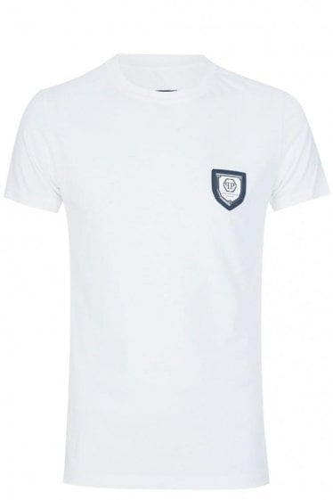 Philipp Plein Berry T-Shirt White