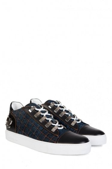 Philipp Plein 'Champion' Sneakers Navy