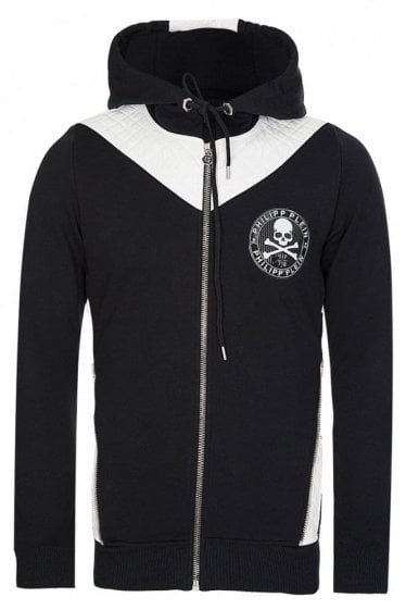 Philipp Plein Contrast Panel Sweatshirt
