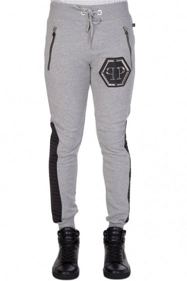 Philipp Plein 'Force' Joggers Grey
