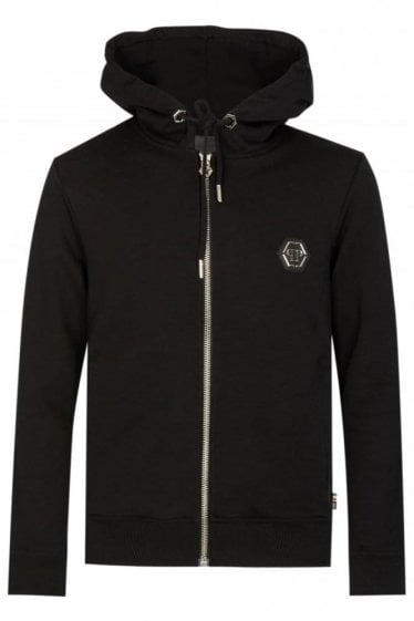 PHILIPP PLEIN 'GRENADE' HOODED SWEATSHIRT