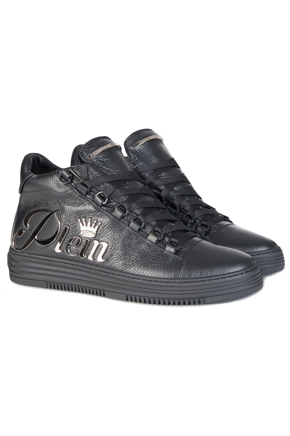 1428e88be92 Philipp Plein Kingdom Sneakers Black
