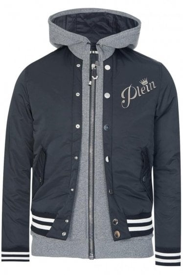 Philipp Plein 'My Skull' Jacket Black