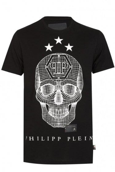 PHILIPP PLEIN 'SAY SOMETHING' T-SHIRT