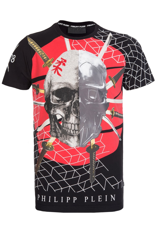 926c5e0b86 Philipp Plein 'Tai' T-Shirt Black