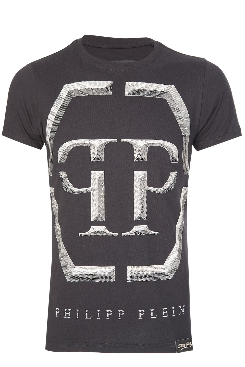 philipp plein winter t shirt black. Black Bedroom Furniture Sets. Home Design Ideas