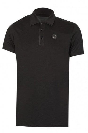 Phillip Plein SS 'Mind If I Stay' Polo Shirt