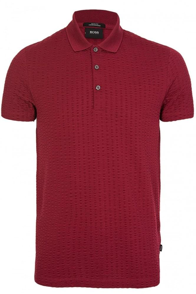 HUGO BOSS Plater 01 Polo Red