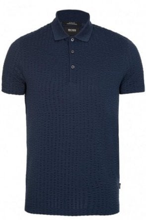Hugo Boss Plater Polo Navy