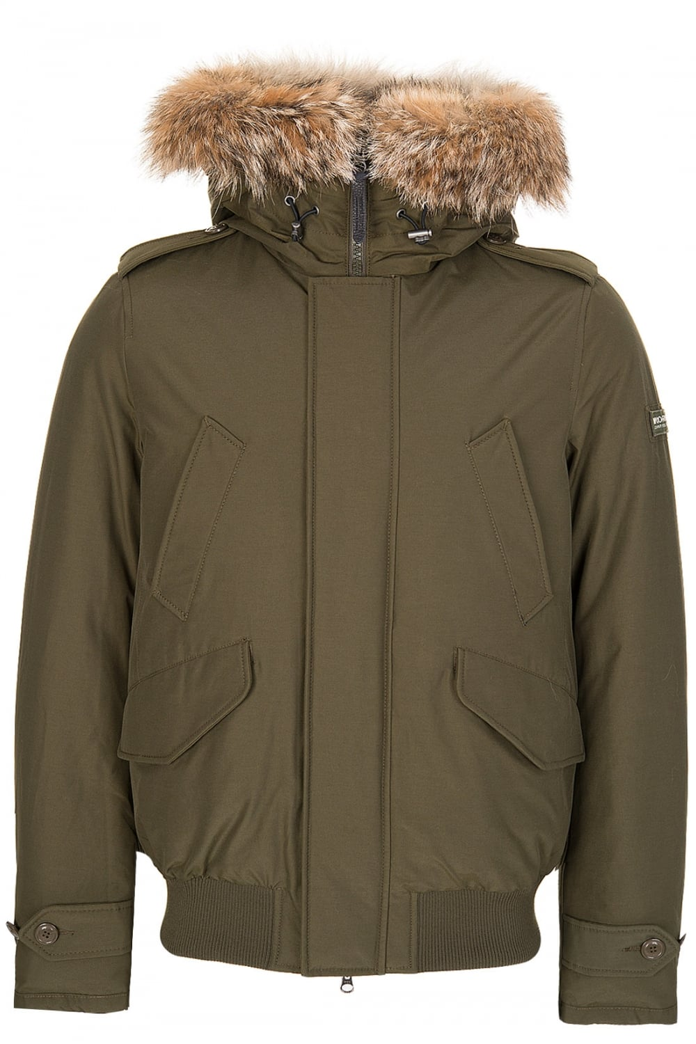 woolrich polar jacket woolrich from circle fashion uk. Black Bedroom Furniture Sets. Home Design Ideas