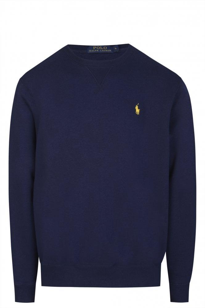 Polo Ralph Lauren Athletic Fleece Sweatshirt Navy