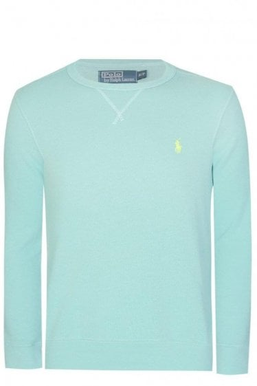 Polo Ralph Lauren Chest Logo Sweatshirt Green