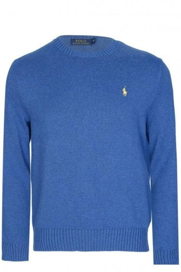 Polo Ralph Lauren Knitted Jumper Blue