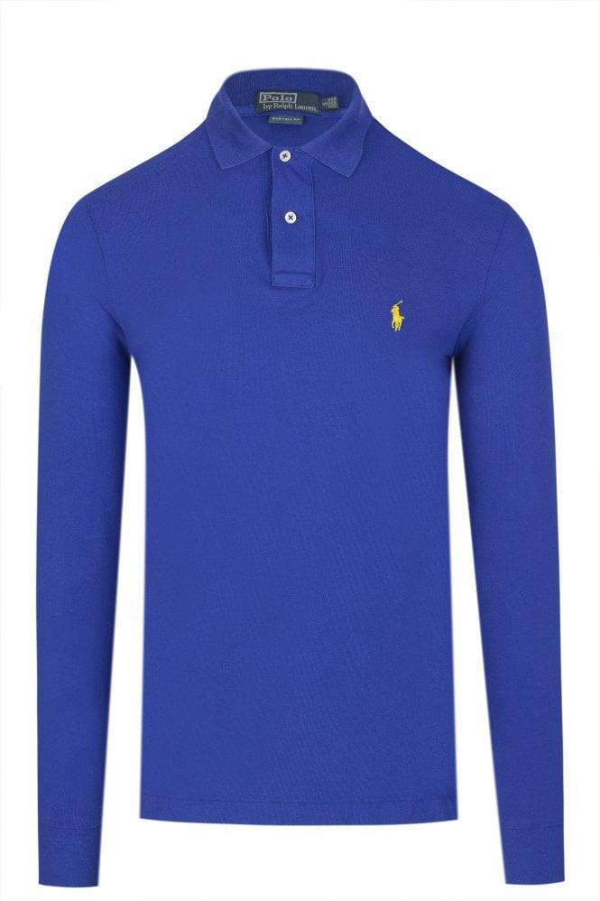 Polo Ralph Lauren Long Sleeve Polo Blue
