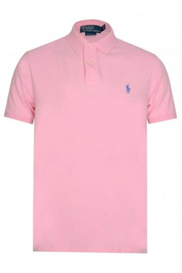 Polo Ralph Lauren Pale Pink Polo
