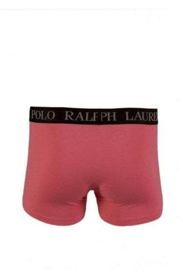 Polo Ralph Lauren Pouch Trunk Boxers Pink