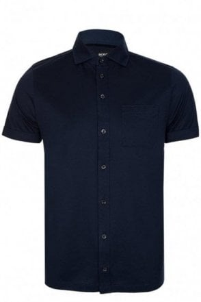 Hugo Boss 'Puno 01' Polo Navy