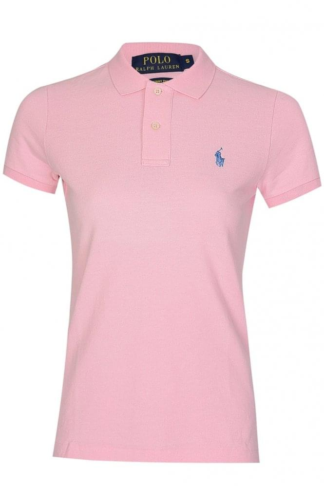 RALPH LAUREN WOMENS SKINNY FIT SHIRT
