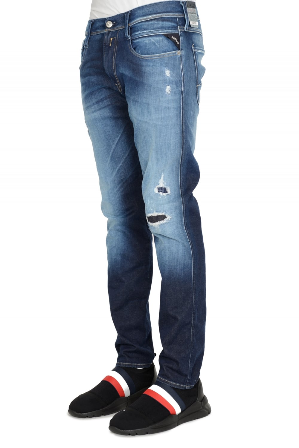 04d65523b00309 Replay Anbass Vintage Jeans
