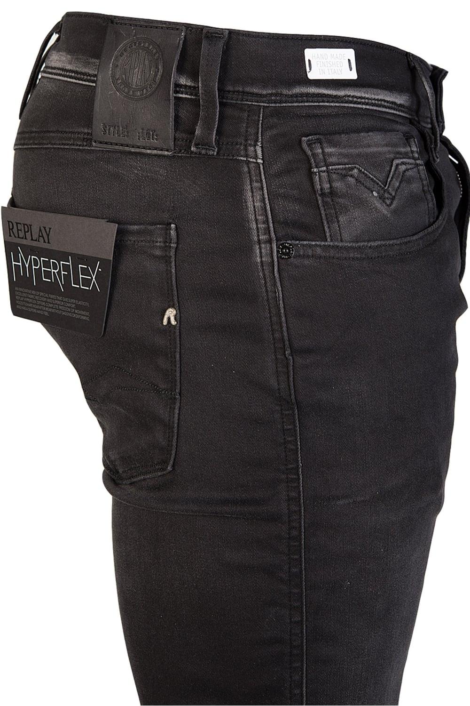 Hyperflex Anbass Denim Jeans Black