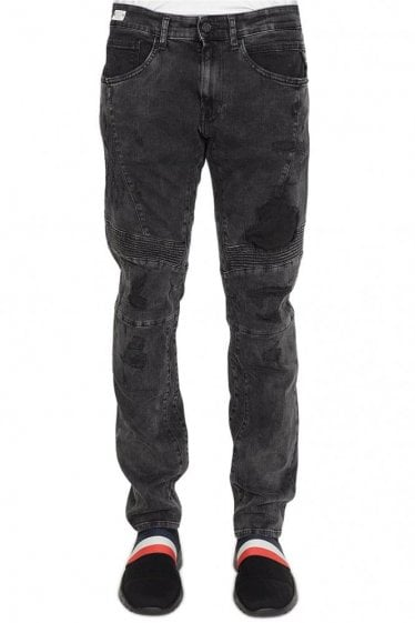 Replay Zaldok Biker Jeans