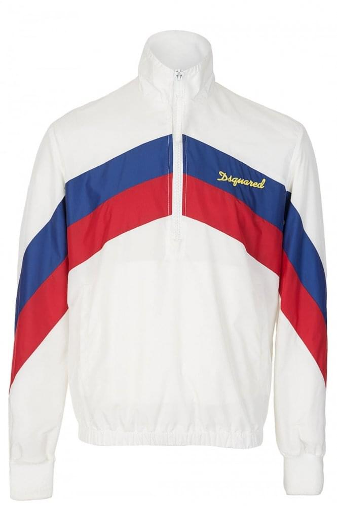 DSQUARED RETRO SPORTS PULLOVER
