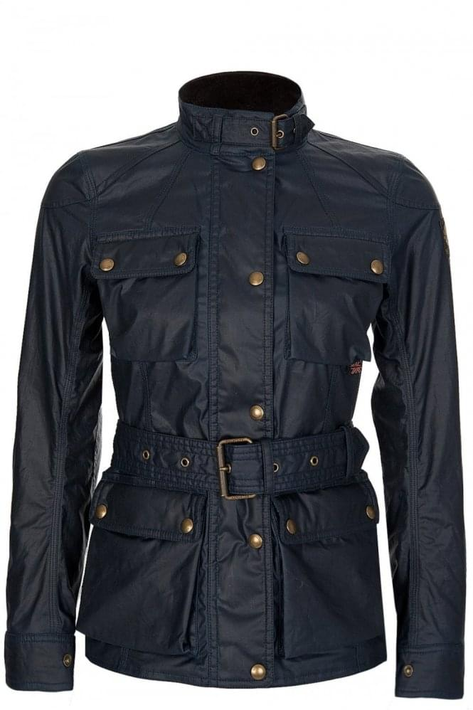 Belstaff Roadster A6 Icon Jacket Navy
