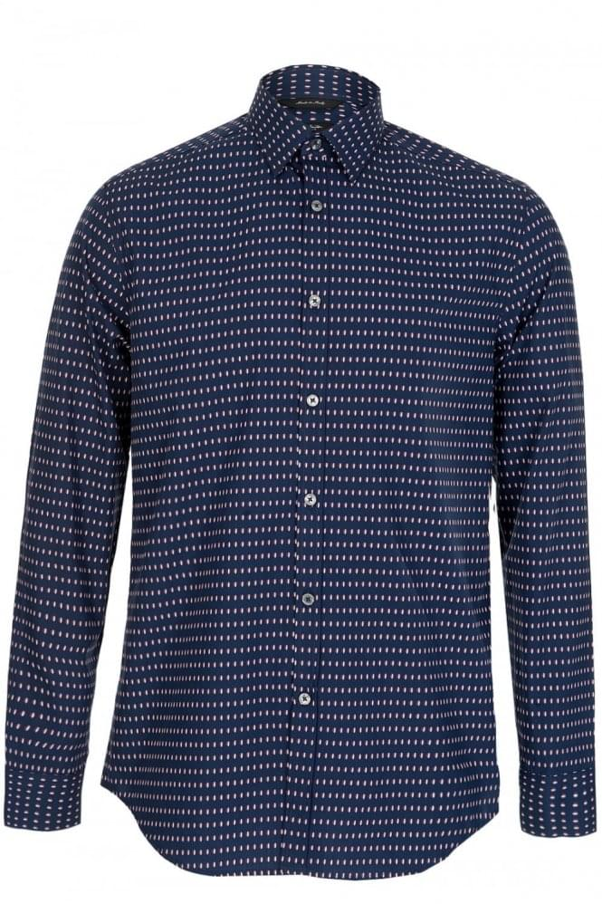 PAUL SMITH SINGLE SC TAILORED NAVY