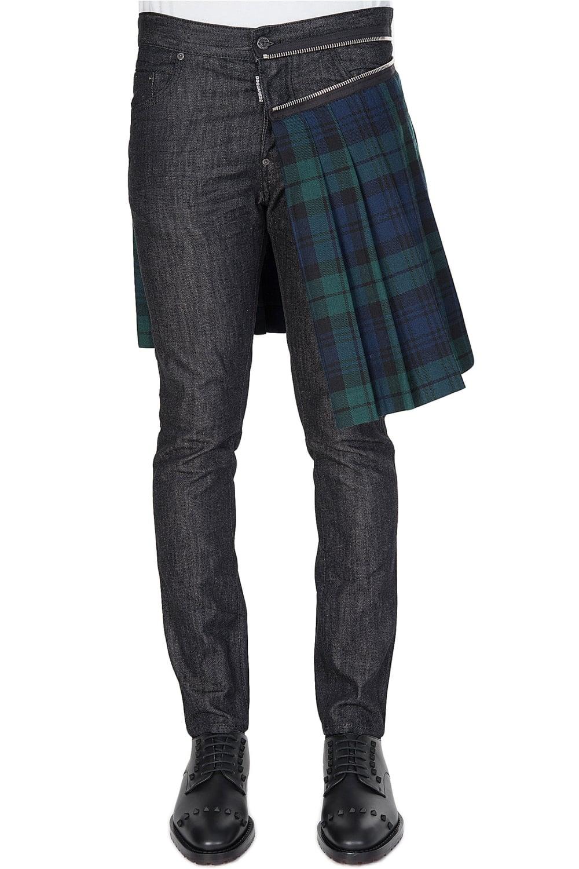 Dsquared Skater Kilt Jeans
