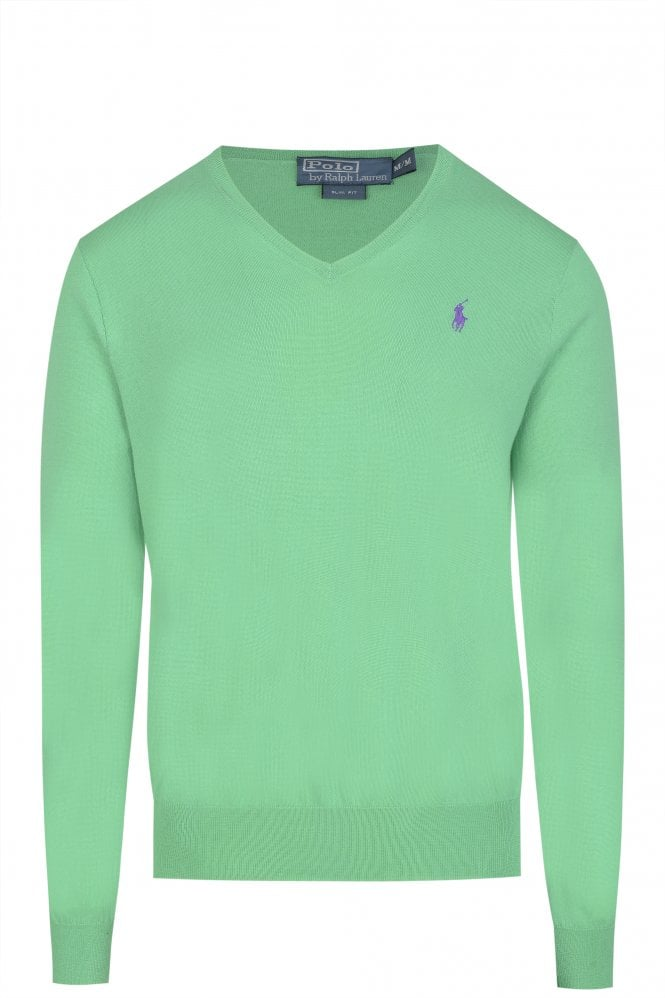 SLIM FIT COTTON SWEATERS
