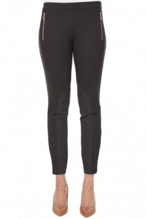 Ted Baker Womens Snake Panelled Leggings