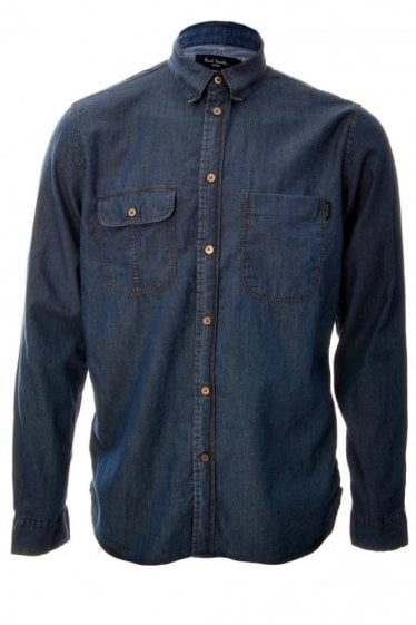 Paul Smith Standard Denim Shirt