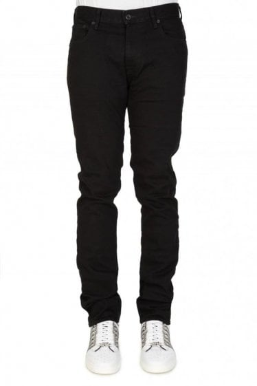 Stone Island Black Denim Jeans