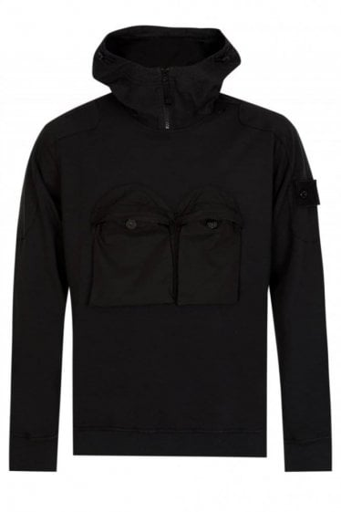 Stone Island Chest PKT Ghost Sweatshirt