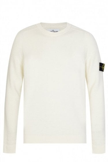 Stone Island Classic Lambswool Knitted Jumper