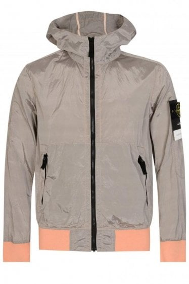 Stone Island Detachable Badge Logo Jacket