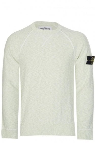 Stone Island Knitted Jumper Green