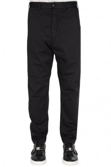 Stone Island Length Adjustable Trousers